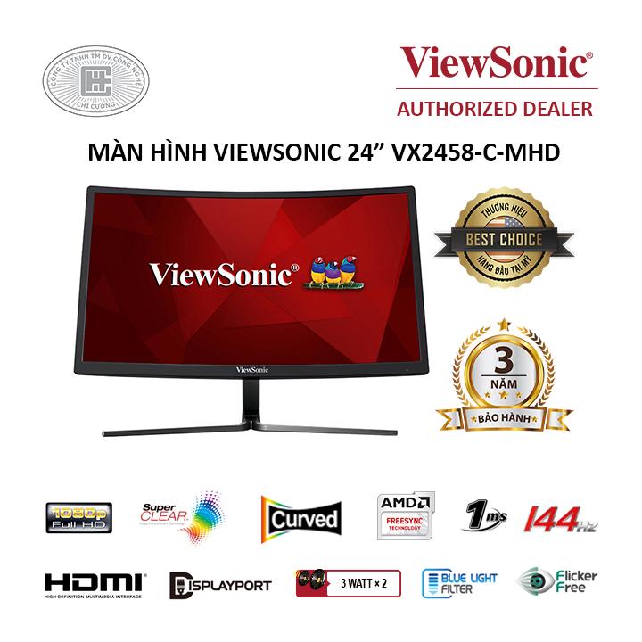 Màn Hình cong ViewSonic 24