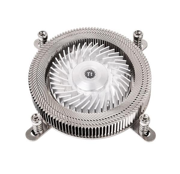 Tản nhiệt New Engine 17 1U Low-profile CPU Cooler/17mm CL-P051-AL06SL-A