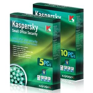 PM diệt virut Kaspersky Small Office Security (1 Server + 10 máy trạm)