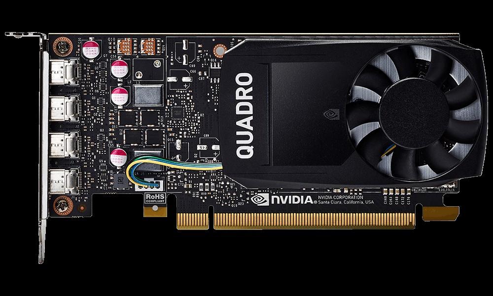 VGA GigaByte NVIDIA QUADRO P1000
