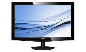màn hình lcd Philips 206V6QSB  BLACK