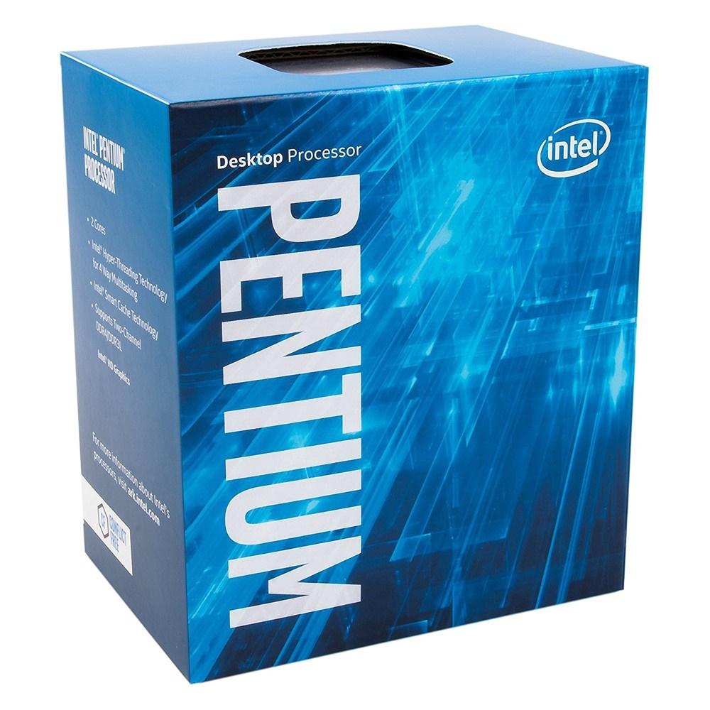 Bộ vi xử lý/ CPU Pentium Dual Core-G4560 (3.5GHz)