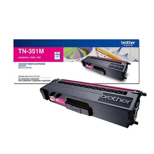 Mực in Brother TN-351M dùng cho HLL-8xxx/MFC-L8xxx