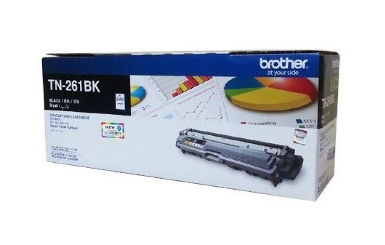 Mực in Brother TN-261BK màu đen dùng cho HL-3150CDN/3170CDW/ MFC-9140CDN/9330CDW