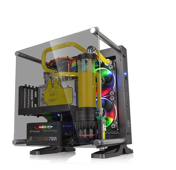 Thùng Case THERMALTAKE Core P1 Tempered Glass Edition (CA-1H9-00T1WN-00)
