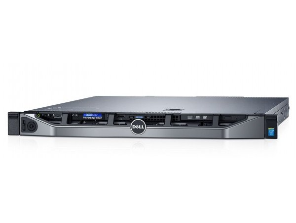 Máy chủ PE R330 E3-1240 v6/16gb UDIMM
