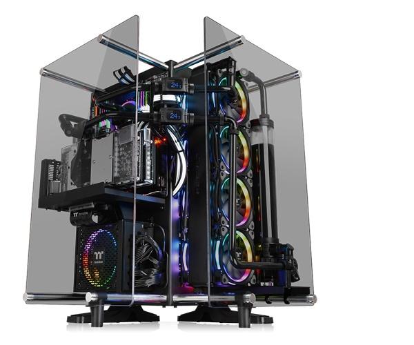 Thùng Case THERMALTAKE Core P90 Tempered Glass (CA-1J8-00M1WN-00)