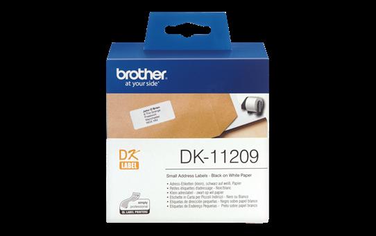 Nhãn in Brother DK11209