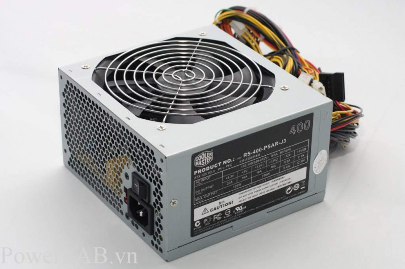 Nguồn Cooler Master 400W - ELITE