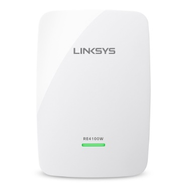 Simultaneous Dual Band Range Extender 2.4 Ghz and 5 Ghz - RE4100W
