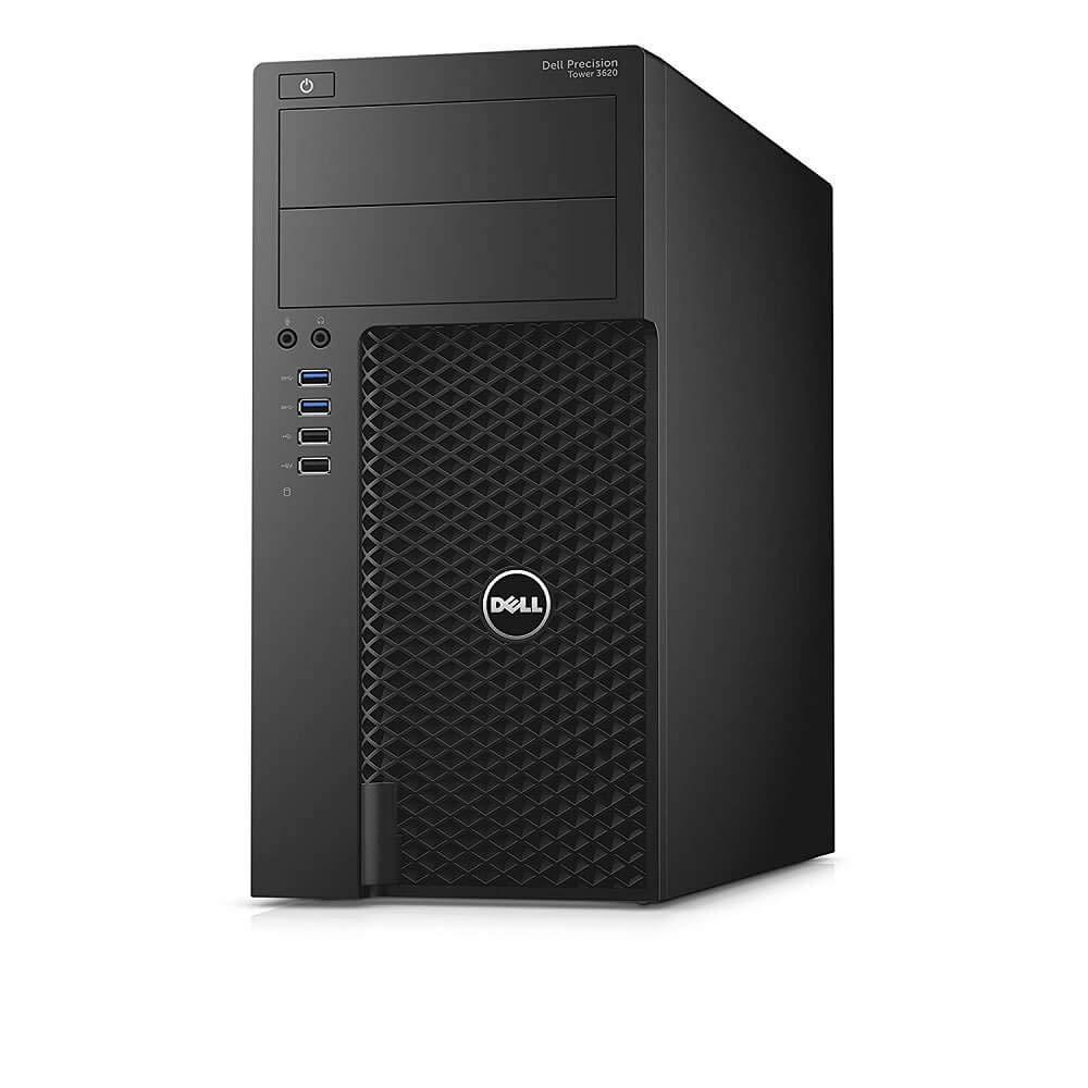 Máy tính bàn Dell Precision Tower 3620 XCTO BASE Xeon E3-1225