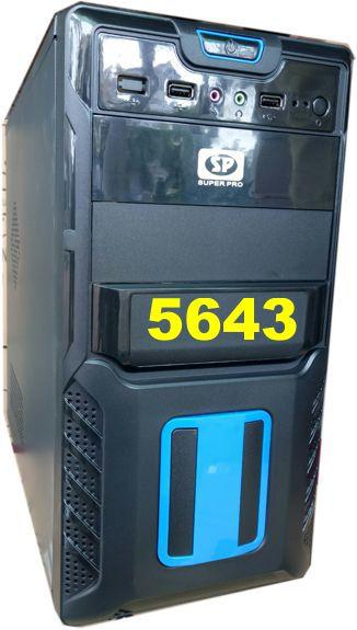 Vỏ máy vi tính SP 5643Blue