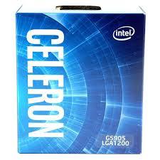 CPU Intel Celeron G5905 (3.5GHz/2 nhân/2 luồng/4MB Cache) Chính Hãng