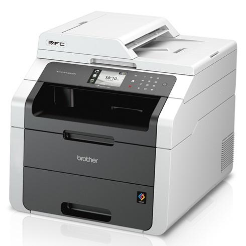 Máy in Laser màu đa chức năng Brother MFC-9140CDN