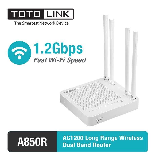 Bộ phát wifi TotoLink A850R