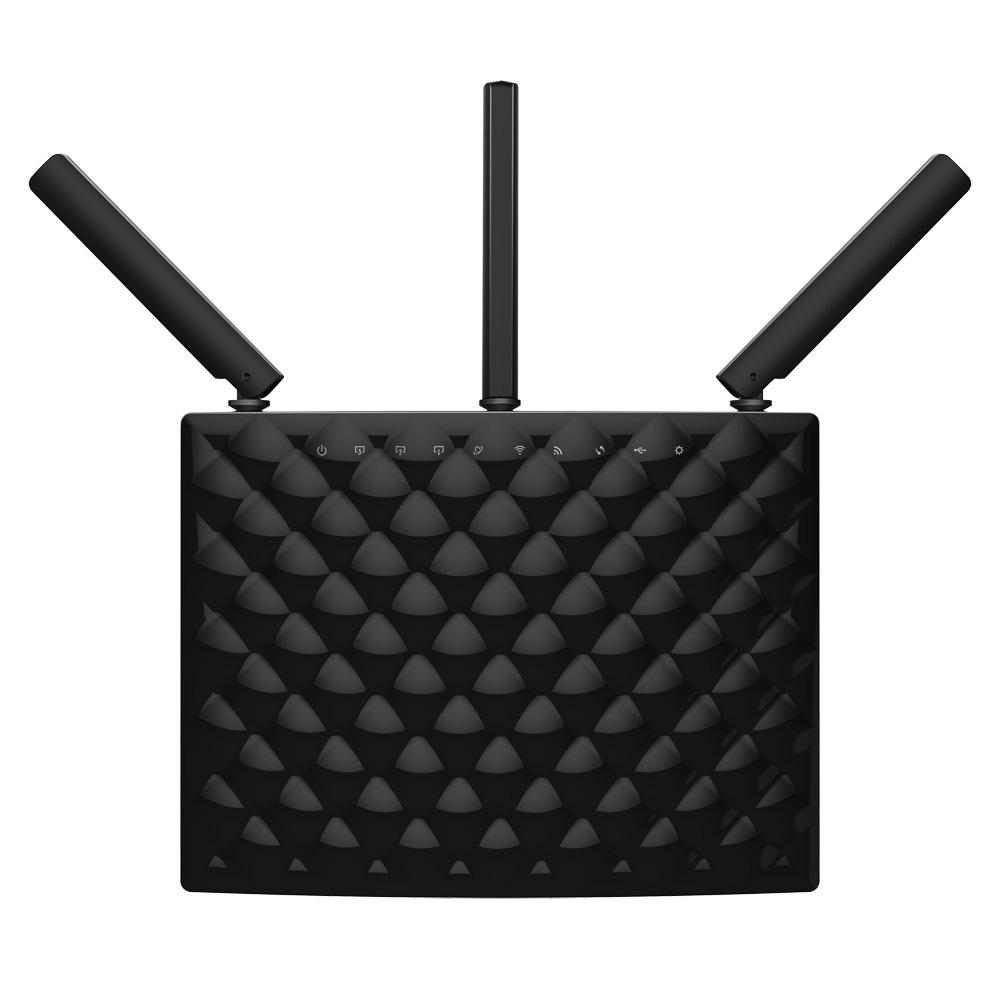 Thiết bị phát Wifi chuẩn AC 1900 Tenda AC15
