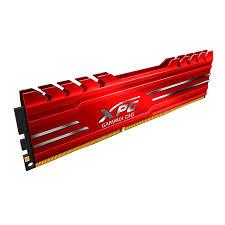 RAM PC ADATA DDR4 XPG GAMMIX D10 16GB 3000 RED