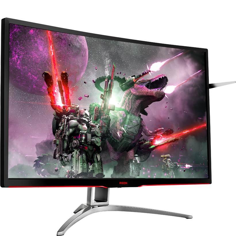 Màn hình AOC AG322FCX 32 inch chuyên game cong Full HD 144Hz