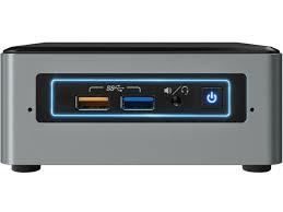 PC Intel® NUC BOXNUC6CAYH ( Celeron J3455 (1.5 GHz) HD500 Graphics )