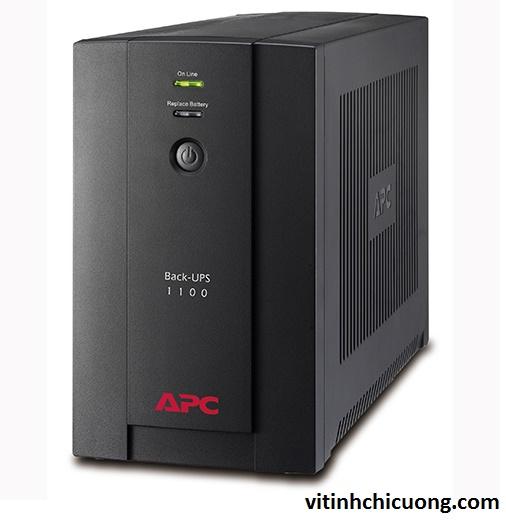 BỘ LƯU ĐIỆN APC BX1100LI-MS 1100VA UPS - BX1100LI-MS - DÒNG APC BACK-UPS (CHO MÁY DESKTOP)