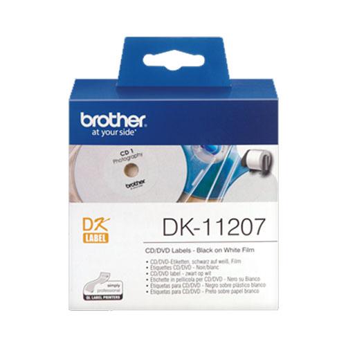 Nhãn in Brother DK11207