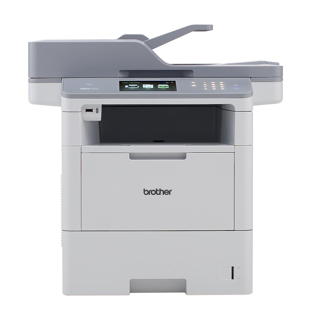 Máy in Laser đa chức năng Wifi Brother MFC-L6900DW