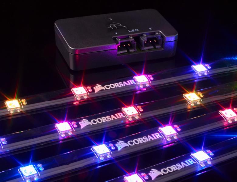 HUB LIGHTING NODE PRO RGB - CORSAIR LED - CL-9011109-WW