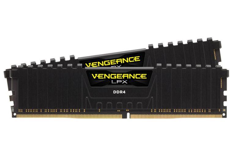 RAM CORSAIR PC DDR4 16GB Bus 2400 ( 8GB * 2 ) CMK16GX4M2A2400C14