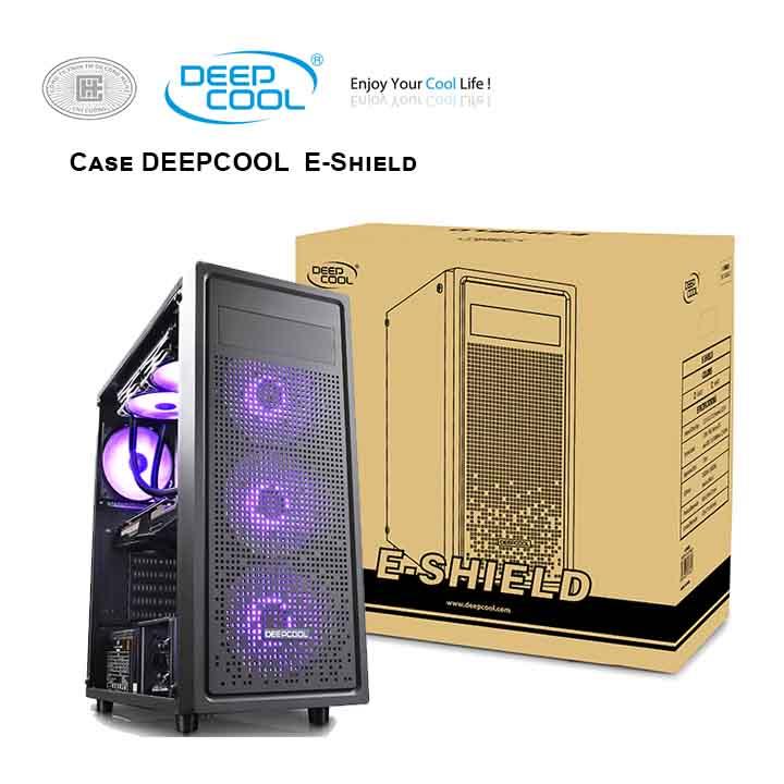 Thùng máy tính deepcool  E-Shield