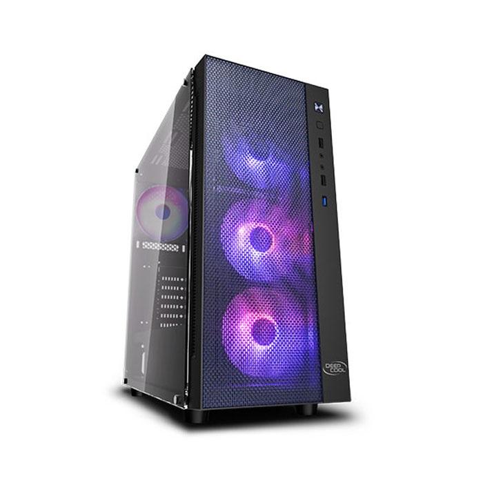 Case máy tính DEEPCOOL Matrexx 55 MESH ADD-RGB 4F