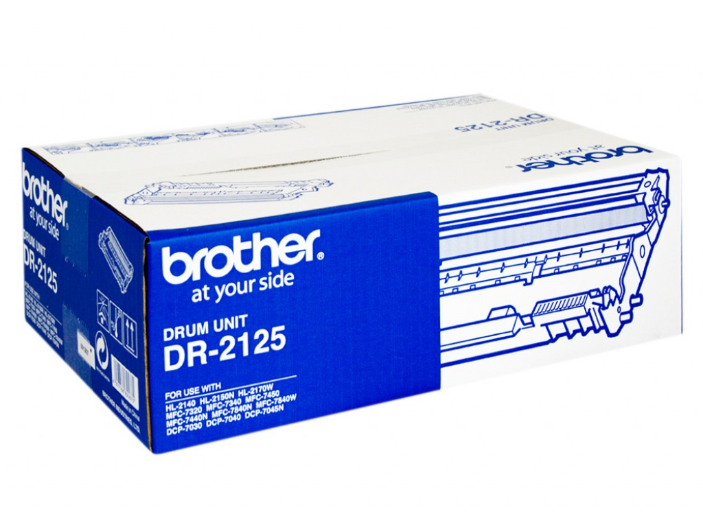 Drum Brother DR-2125 dùng cho HL-2140/2170W/DCP-7030/7040/ MFC-7340/7450/7840N