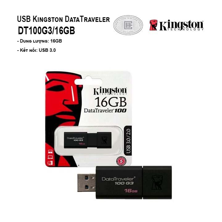USB Kingston DT100G3 16GB USB 3.0