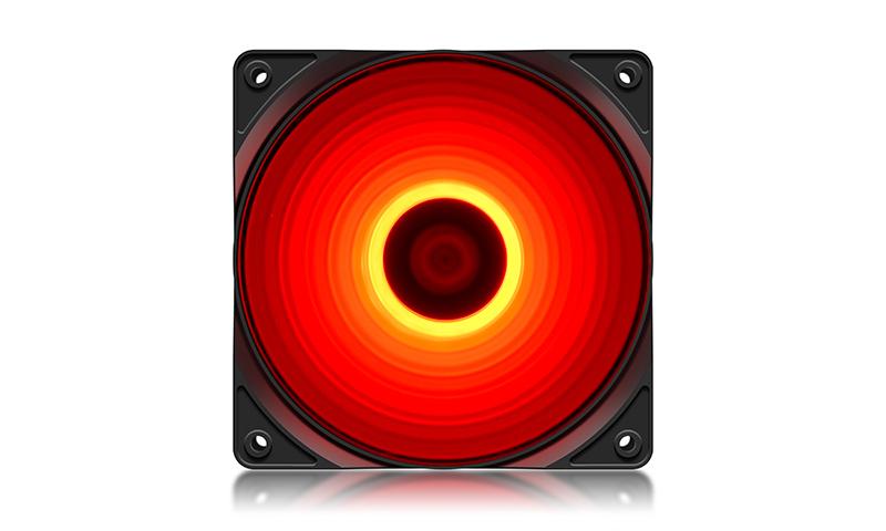 Fan Case Deepcool RF-120 Red