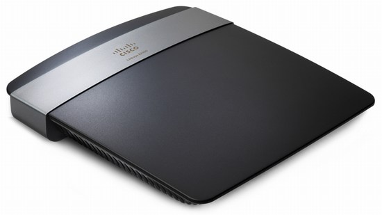 Linksys E2500 Router - Dualband-N Router