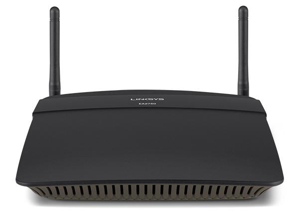 Linksys EA2750 N600 Dual-Band Smart Wi-Fi Wireless Router - EA2750