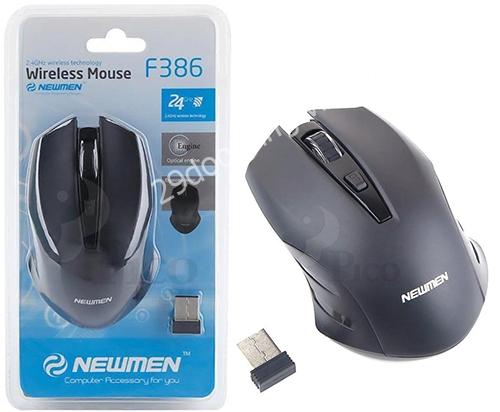 Chuột máy tính không dây NEWMEN F386