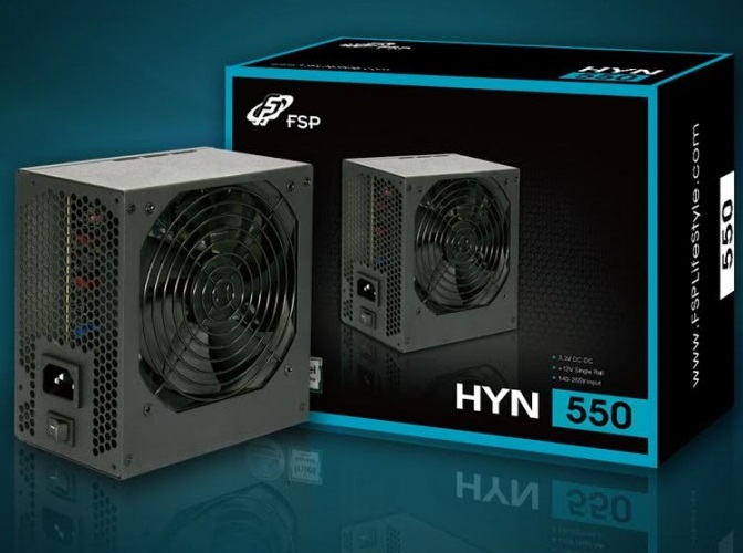 Nguồn FSP HYN - 550
