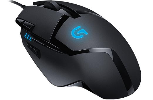 CHUỘT LOGITECH G402 Hyperion Fury Ultra Fast FPS Gaming Mouse
