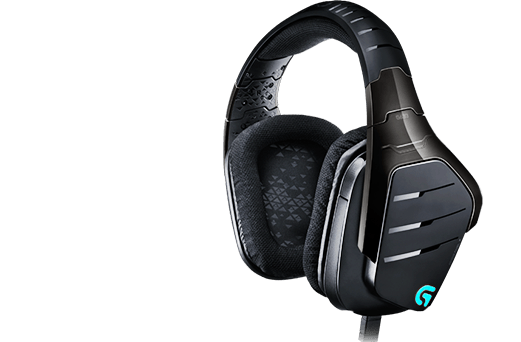 TAI NGHE LOGITECH G633 Artemis Fire Wired Surround Sound Gaming Headset