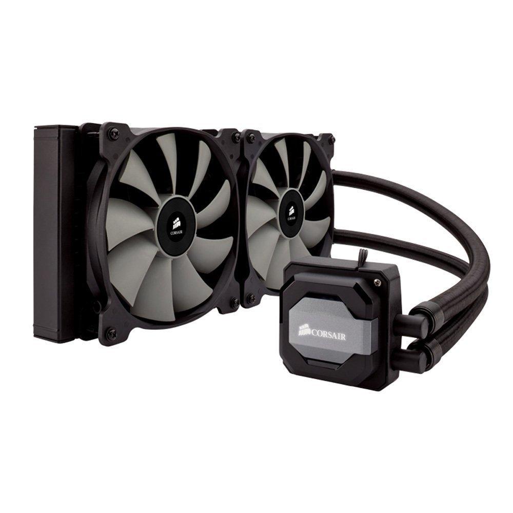 TẢN NHIỆT CORSAIR CPU Hydro Cooler H115i PRO- 280mm - Dual - TẢI NHIỆT NƯỚC - CW-9060027-WW