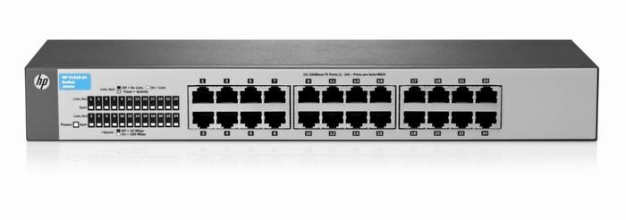 HP 1410-24 Switch J9663A - 10/100 UNMANAGED SWITCH