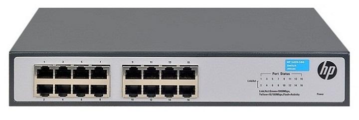 HP V1420-16G Switch JH016A - Gigabit UNMANAGED SWITCH