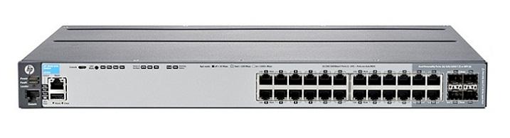 HP 2920-24G Switch - J9726A - Gigabit MANAGED SWITCH L2/L3