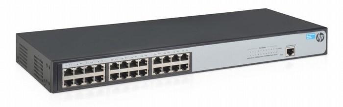 HP 1620-24G Switch - JG913A - Gigabit MANAGED SWITCH L2/L3