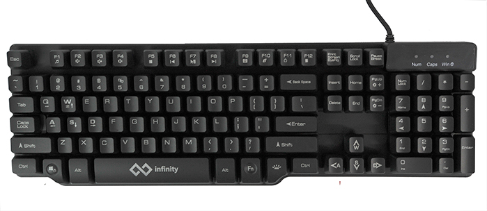 Keyboard DELL Gaming AW768