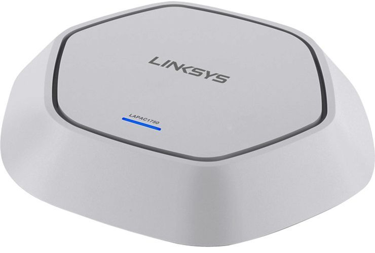 LINKSYS LAPAC1750 - AC1750 Dualband AccessPoint with PoE