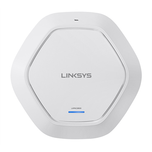 LINKSYS LAPAC2600 - BUSINESS PRO SERIES WIRELESS-AC DUAL-BAND MU-MIMO ACCESS POINT - LAPAC2600