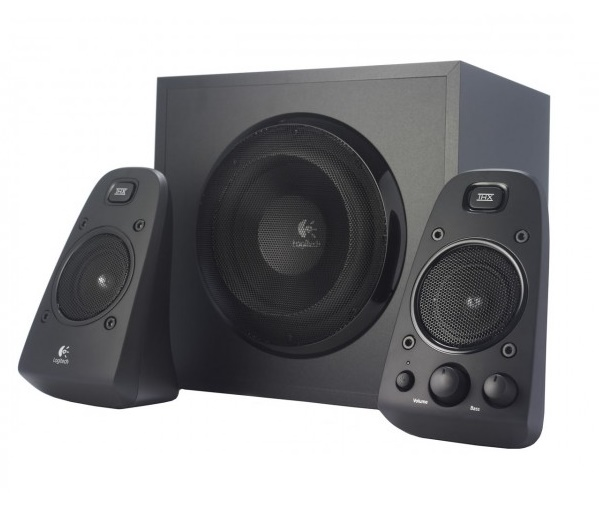LOA Logitech Speaker System Z623