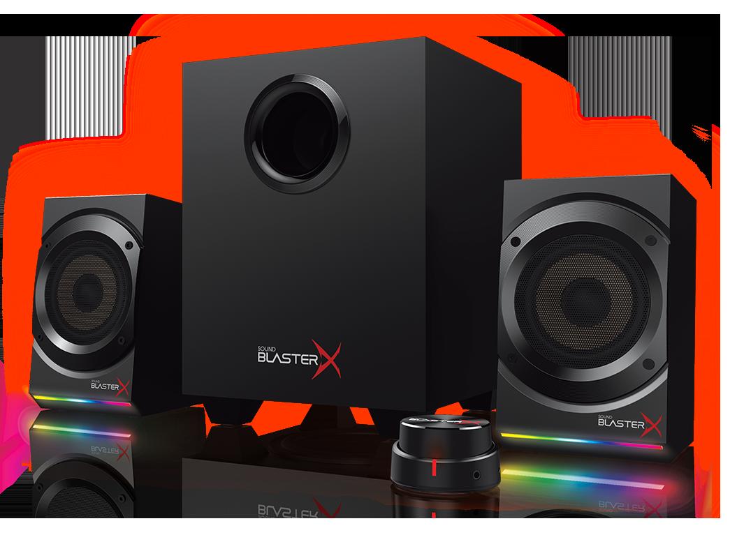 Loa Creative Sound BlasterX Kratos S5 2.1