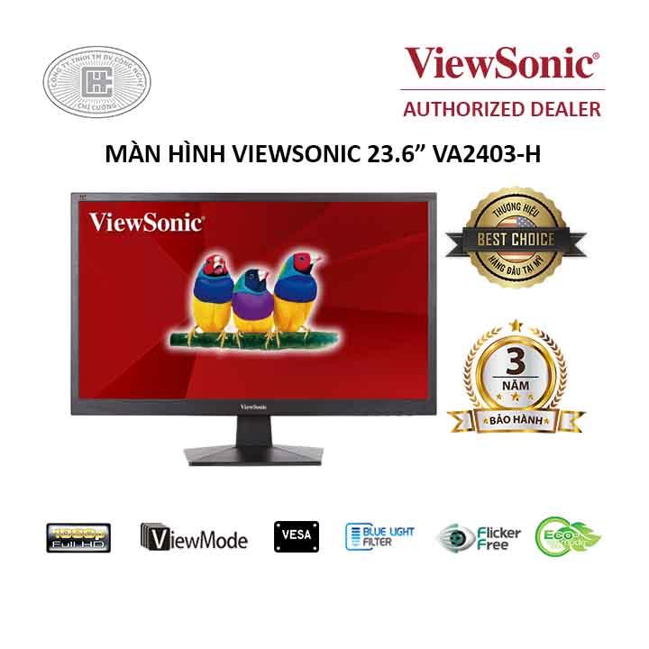 Màn hình Viewsonic 23.6